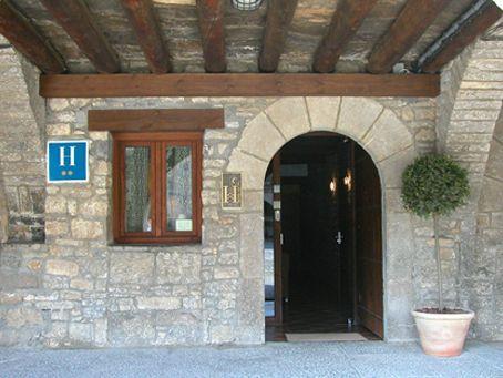hotel Los Arcos en Ainsa