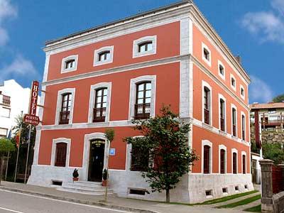 hotel Puente Romano en Cangas