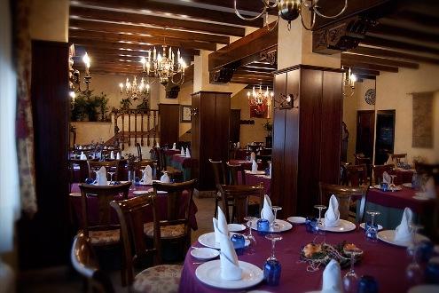 Restaurante Balcón del Adarve