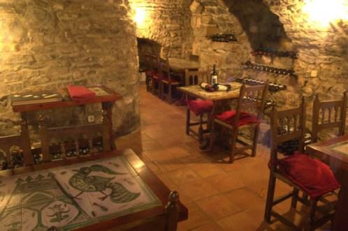 Restaurante Bodegas del Sobrarbe