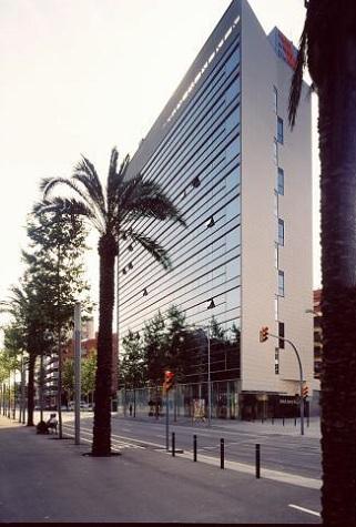 Hotel Amrey Diagonal, estancia en Barcelona