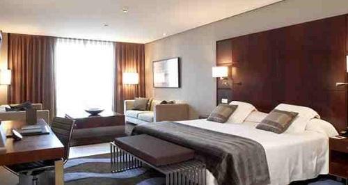 Hotel Miramar Barcelona - habitación