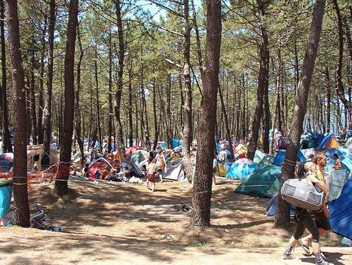 Festival de Ortigueira en Galicia