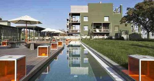 El Hotel Miramar de Barcelona
