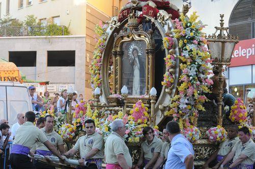 Fiesta de San Cayetano y San Lorenzo en Madrid