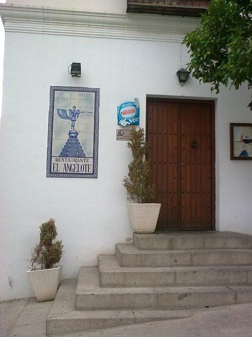 Restaurante el Angelote