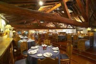Restaurantes del Real Monasterio