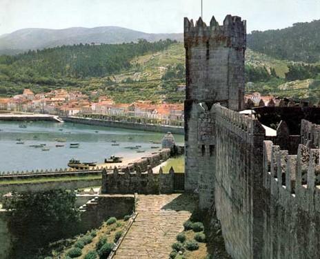 Ruta de Vigo a Bayona en Pontevedra