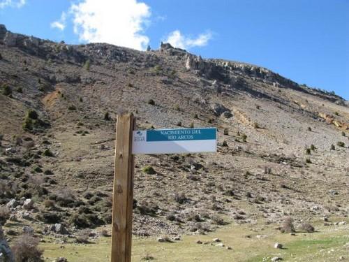 Ruta por el Pico del Buitre en Teruel