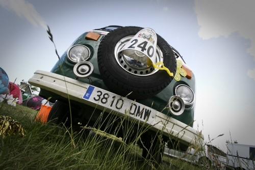 San Pedro Pescador acoge una nueva edición de la Furgovolkswagen