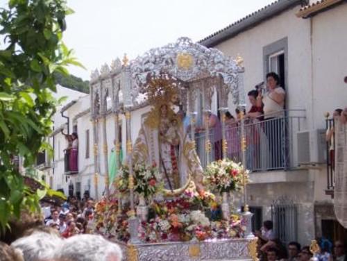 Fiesta de la Virgen Aurora en Córdoba