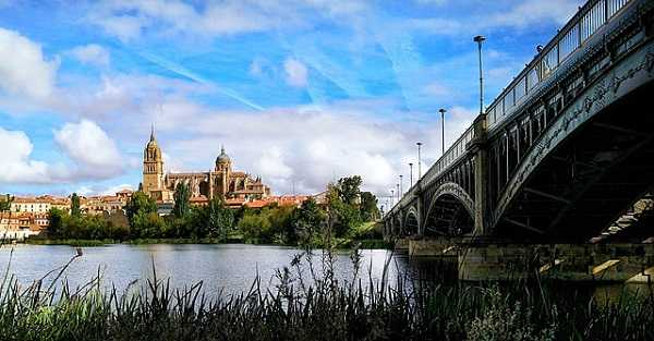 Pueblos y ciudades de Salamanca