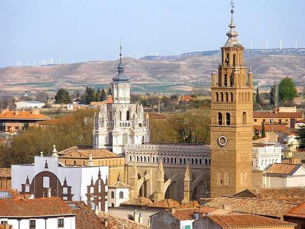 Tarazona en Zaragoza