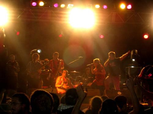 Festival Lechurock 2011 en Madrid