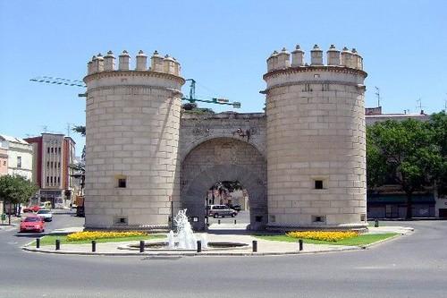 Fortificacion Vauban en Badajoz