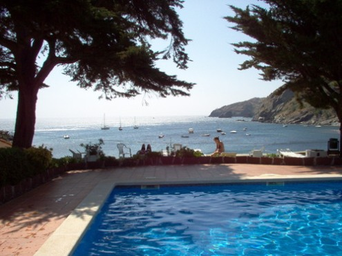Hotel Rocamar en Cadaques