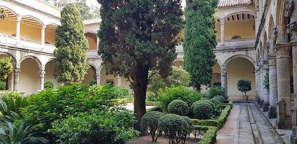 Monasterio en Plasencia