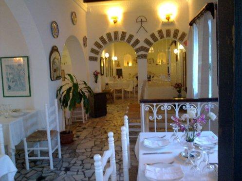 Restaurante el Palacio en Mojacar