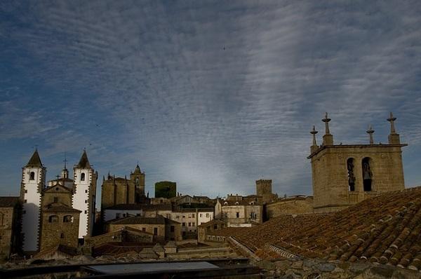 Municipios de Cáceres