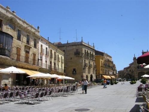 Ciudad Rodrigo. Plaza fuerte y monumental