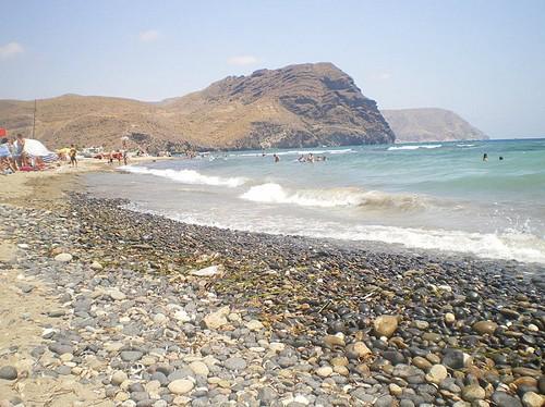 La Playa de Las Negras en Almeria