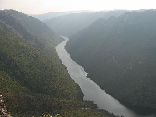 El Parque Natural Arribes del Duero en Salamanca
