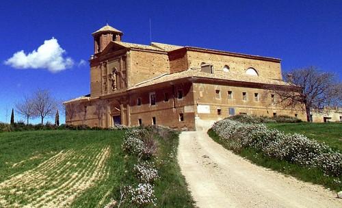 El Santuario de Loreto en Huesca