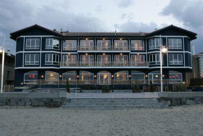Hotel Aiisa. Deba (Guipuzcoa)
