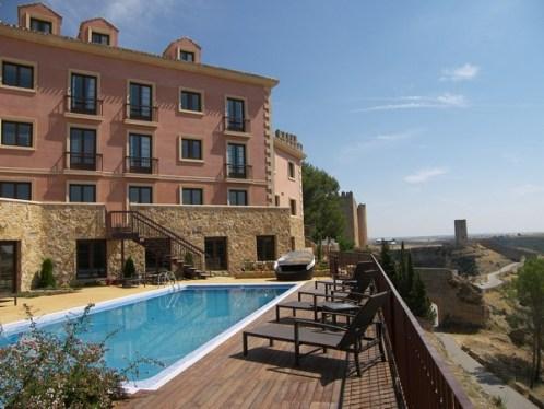 Hotel Spa Villa de Alarcon. Alarcón (Cuenca)