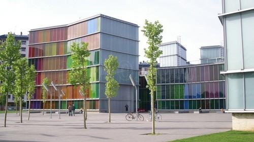 Museo de Arte Contemporáneo MUSAC en León