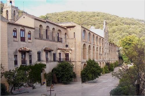 Monasterio San Jerónimo de Valparaiso en Córdoba