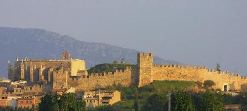 Montblanc, grandeza medieval