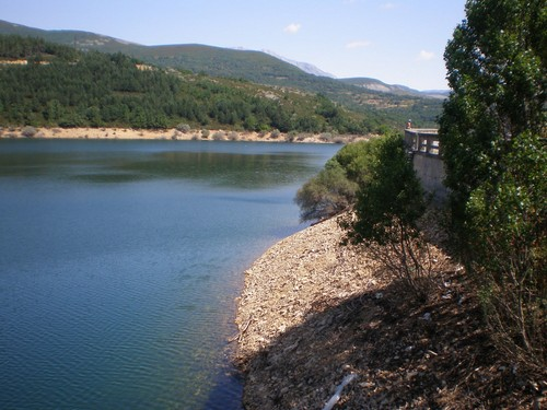 Ruta de los Embalses en Palencia