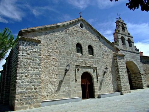 Santuario de Nuestra Señora de Sonsoles en Avila