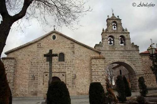 Santuario de Nuestra Señora de Sonsoles en Ávila