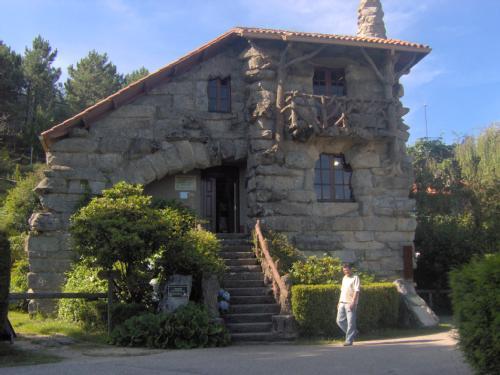 El Parque Natural Monte Aloia en Pontevedra