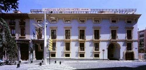 Hotel Arco de San Juan en Murcia