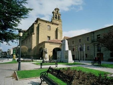 Santo Domingo de la Calzada, santo y seña