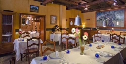 Restaurante El Olivar. Moratalla (Murcia)