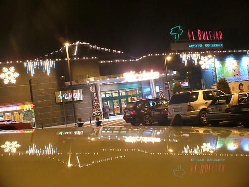 Centro Comercial El Bulevar en Ávila