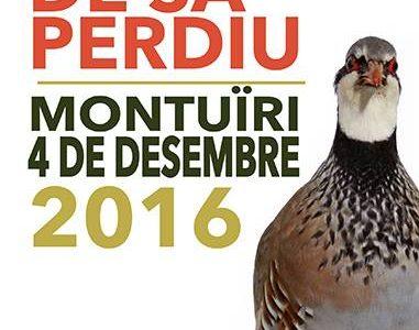Fira de la Perdiu en Montuiri, Mallorca