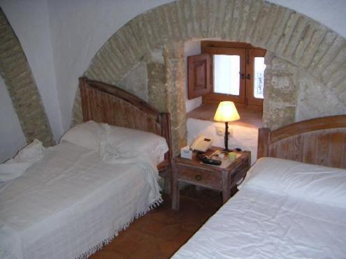 Hotel Convento San Francisco. Vejer de la Fra. (Cádiz)