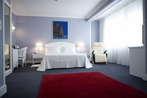 Hotel Las Rocas. Castro Urdiales (Cantabria)