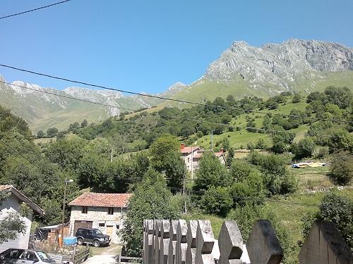 Parque Natural Las Ubiñas La Mesa en Asturias