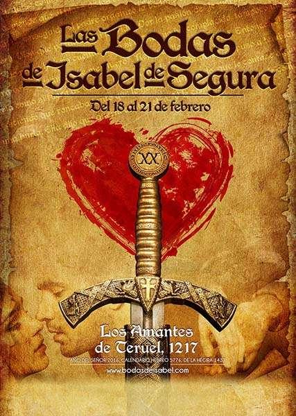 Las Bodas de Isabel, fiestas en Teruel
