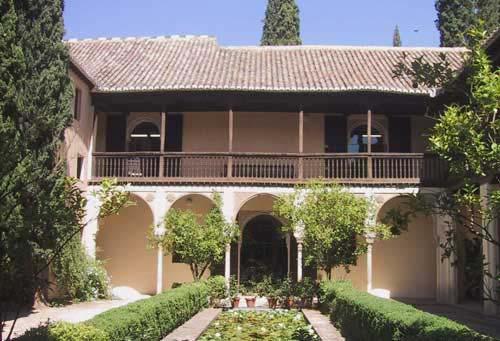 La Casa del Chápiz en Granada