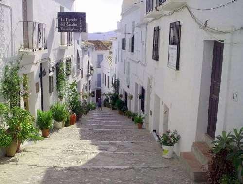 Frigiliana en Malaga