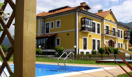 Hotel Finca La Mansión. Llanes (Asturias)
