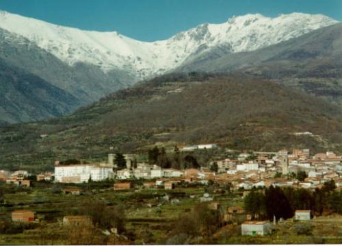 Jarandilla de la Vera (Caceres)