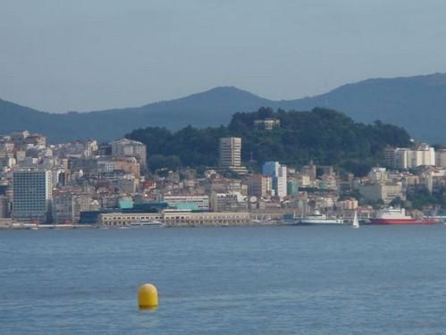 El Monte del Castro en Vigo